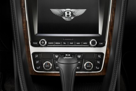 Face-lifted Continental GT family coming to 2015 Geneva Motor Show