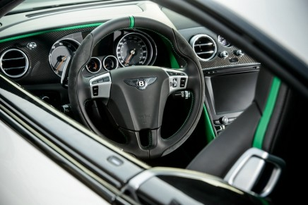 Bentley Continental GT3 – performance-focussed luxury, limited to just 300 examples