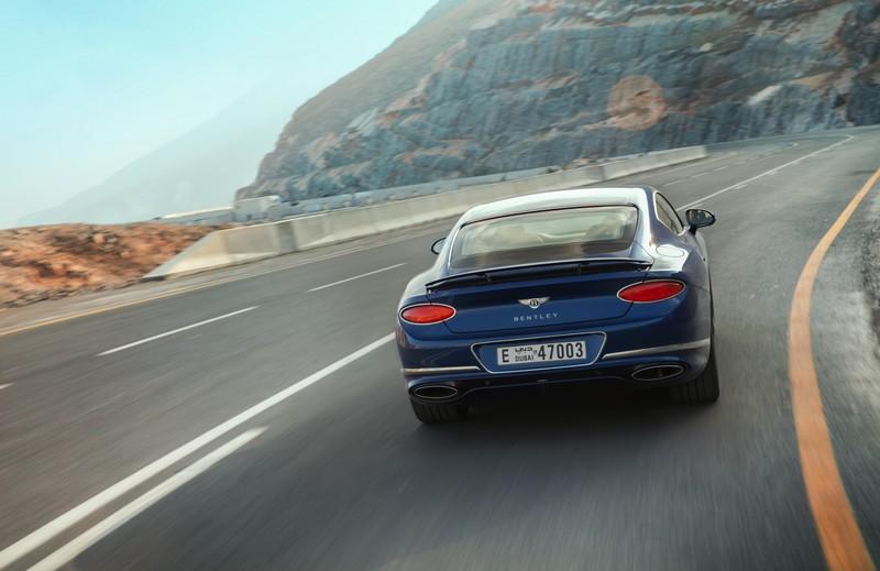 Bentley Continental GT_Dynamic gallery