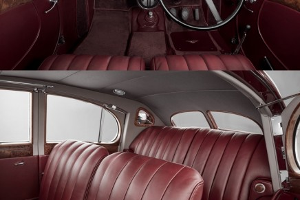 Corniche car rises from the ashes thanks to complete re-creation by Mulliner