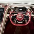 Bentley EXP 12 Speed 6e unveiled at 2017 Geneva Motor Show - Interior Driver's Eye View