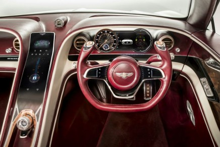The all-electric Bentley: Consider it the future of luxury