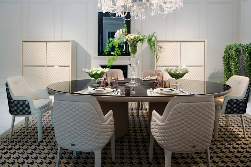 Bentley Home Collection 2014 - madeley table and kendal chairs