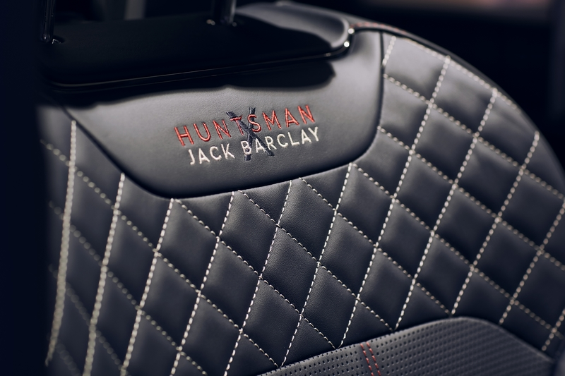 Bentley Huntsman collaboration 2019-01