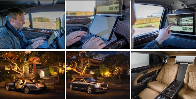 Bentley Launch World's First Super-Fast In-Car Wi-Fi System