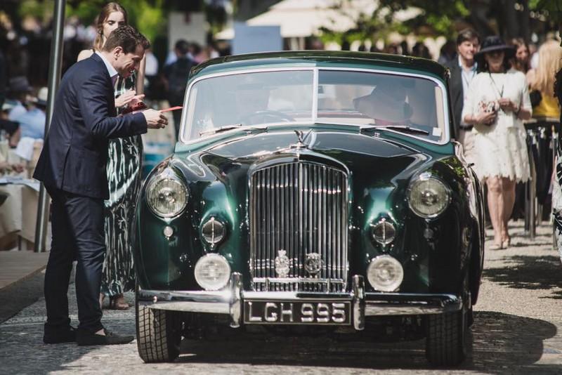 Bentley Mk VI - Trofeo Julius Bär