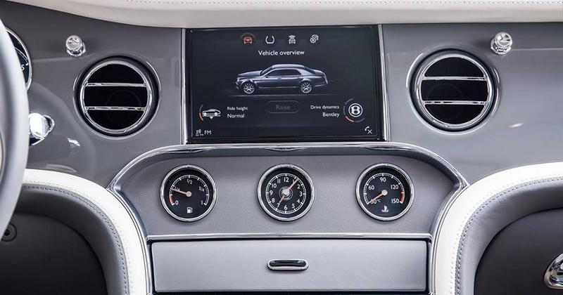 Bentley Motors - Vehicle Overview