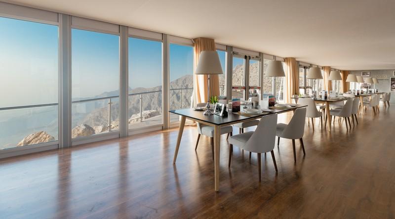 Bentley Peak of Luxury_Dining Room