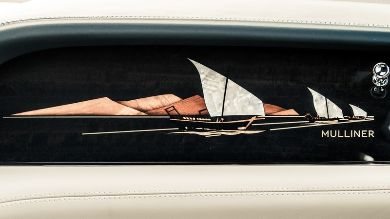 Bentley Pearl of the Gulf details