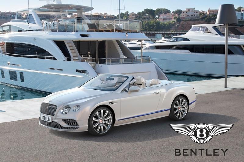 Bentley at MYS 2017