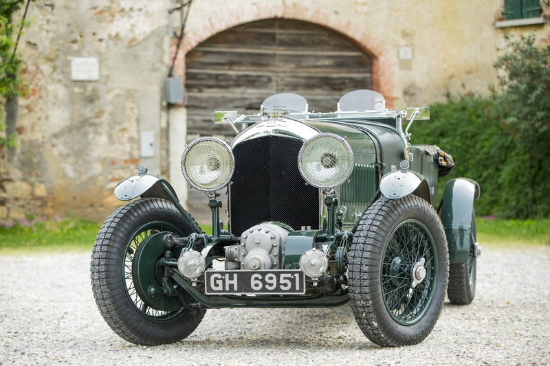 Bentley at Mille Miglia 2019-