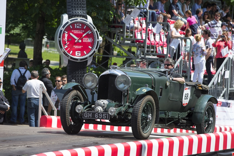 Bentley at Mille Miglia 2019