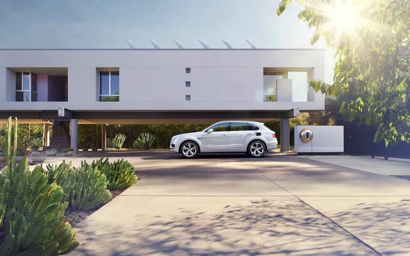 Bentley x Starck Power Dock-