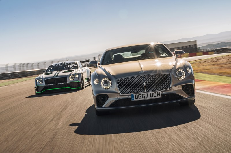 Bentley_Continental GT and GT3