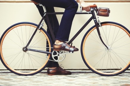 Berluti and Cycles Victoire: The ultimate ride for the modern urban gentleman