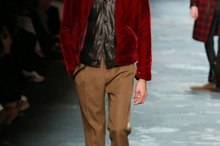 Haider Ackermann's debut collection for Berluti revealed new basics in men wardrobe