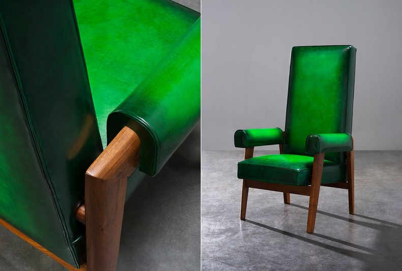 Berluti x Pierre Jeanneret Limited Edition