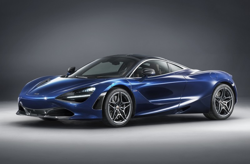 Bespoke McLaren 720S by McLaren Special Operations unveiled at Geneva International Motor Show