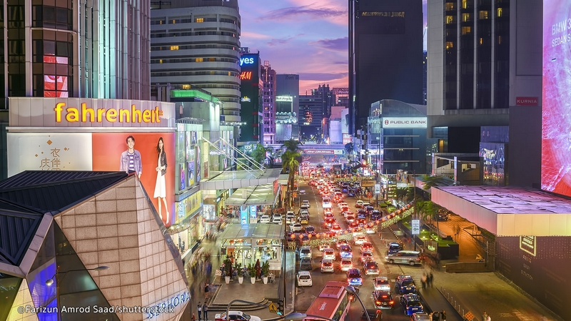 Best Countries to Start a Business- malaysia