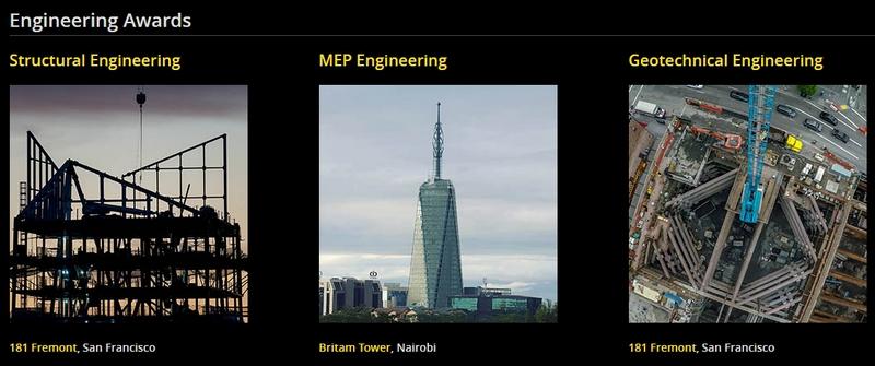 Best Tall Building Worldwide - 2019 Engineering Awards - Photo 1