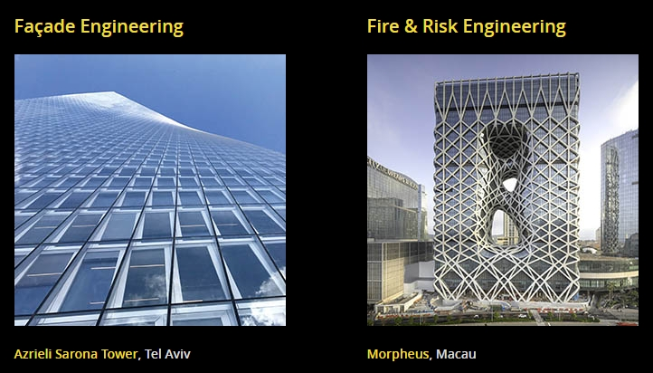 Best Tall Building Worldwide - 2019 Engineering Awards - Photo 2 Facade - Fire & Risk Engineering