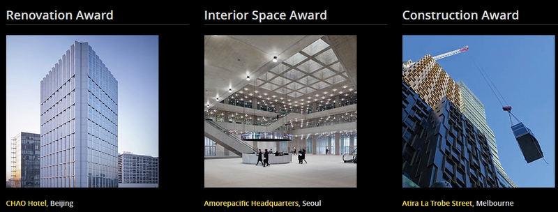 Best Tall Building Worldwide - 2019 Urban Habitat Awards - Photo 2