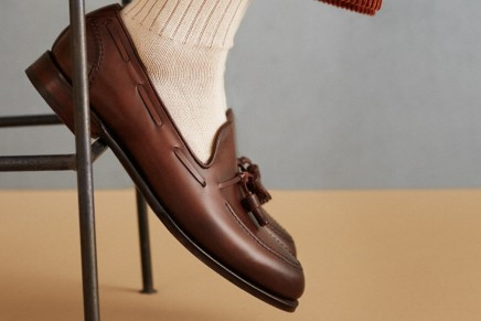 Best of British Loafers: contemporary takes on the loafer from esteemed English shoemakers