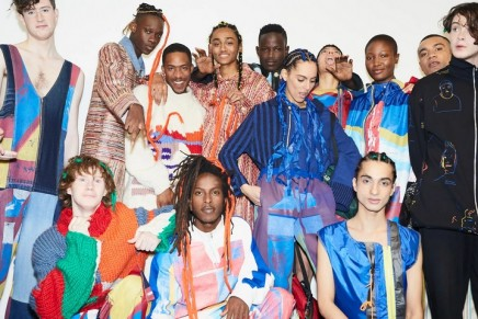 Everyone's invited: inclusivity reigns at London fashion week