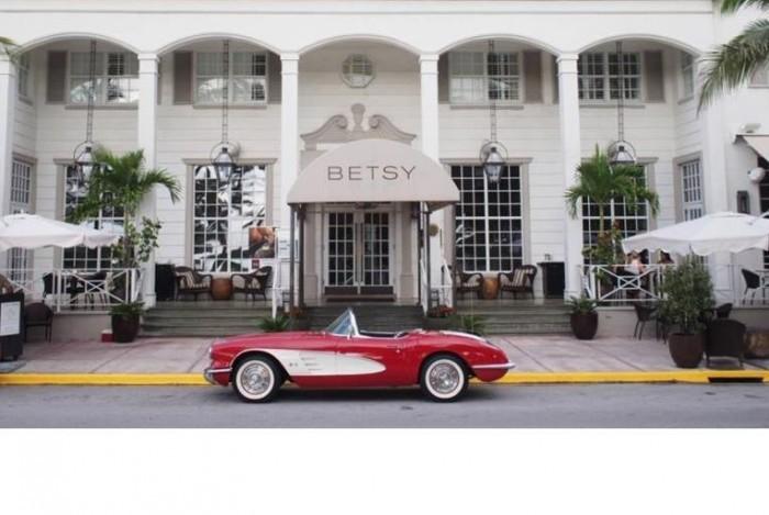 Betsy Hotel Miamii Beach