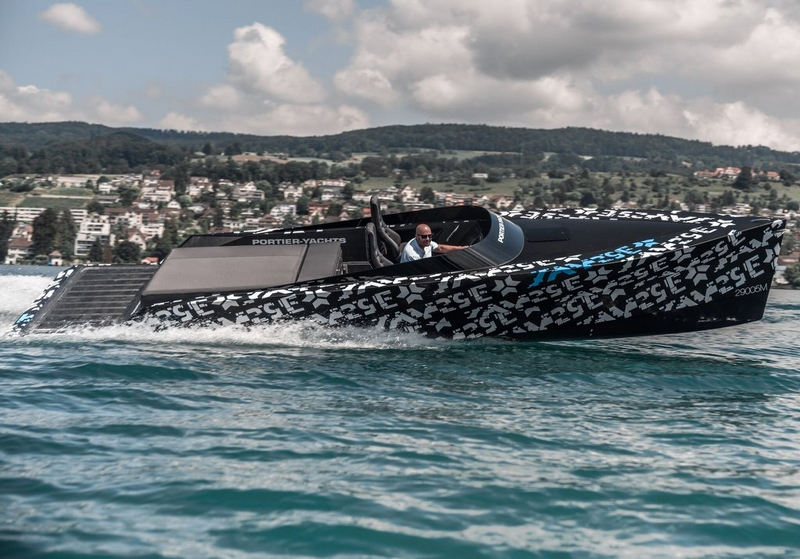 Big, bigger, fastest - SAY29 Runabout Carbon - Meet the fastest e-boat in the world