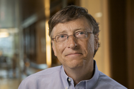 Bill Gates urges China's wealthiest to give to charity