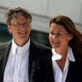 Bill and Melinda Gates-