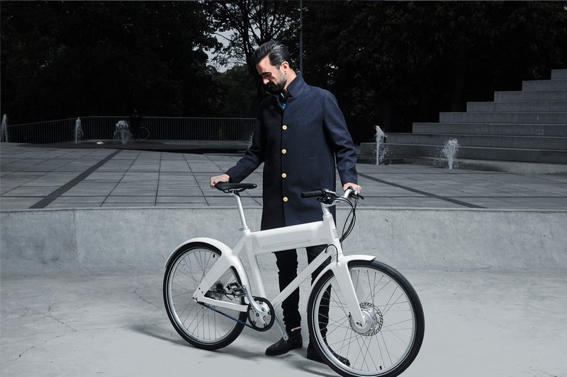 Biomega Oko E Bike The City Pedelec With A Fashionable