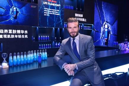 David Beckham's Force Supreme Life Essence