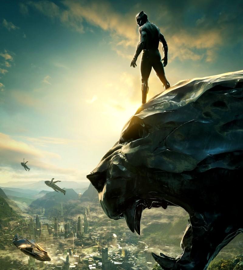 Black Panther MarvelStudios Movie 2018 coming soon