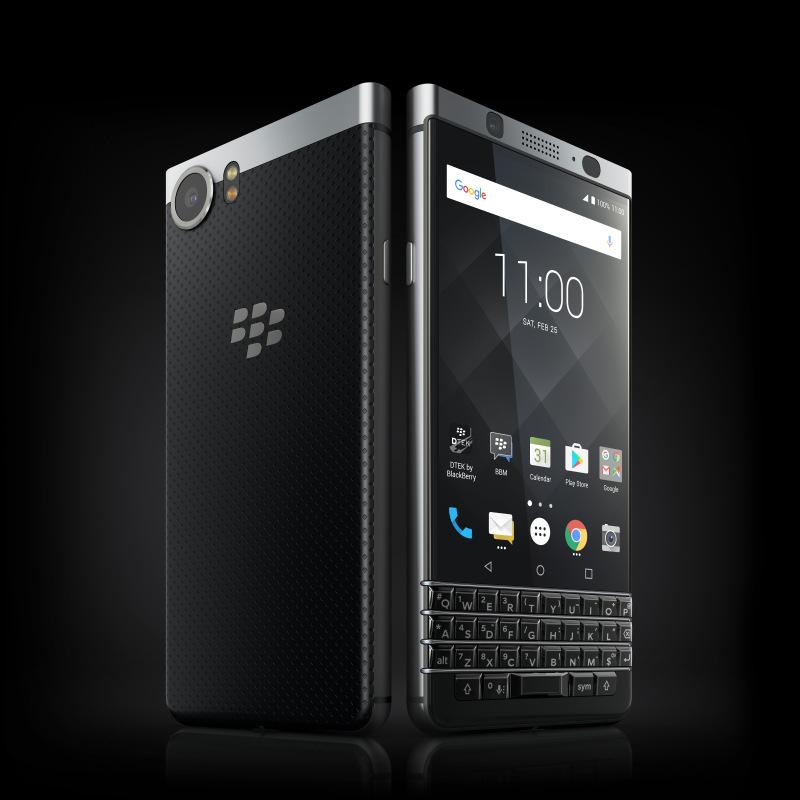 BlackBerry KEYone from TCL 2017 model