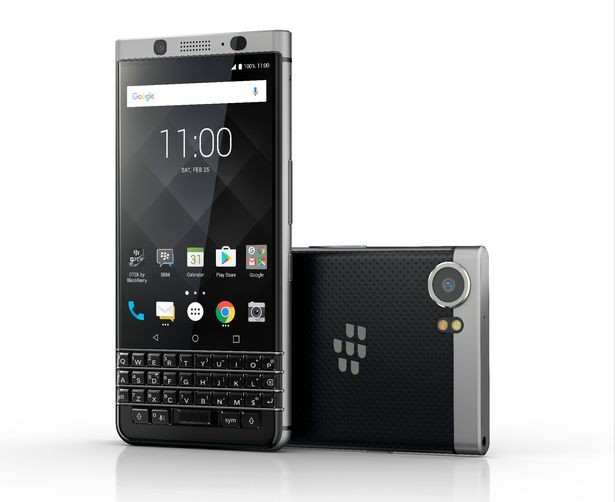 BlackBerry KEYone from TCL