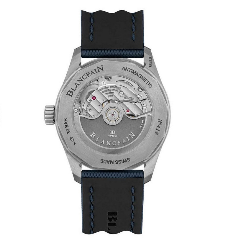 Blancpain Bathyscaphe welcomes a new addition to the family-2017 Baselworld-