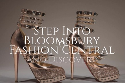 Rare fashion shows now available for streaming on the Bloomsbury Fashion Central