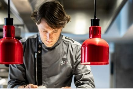 The new Michelin Green Star highlights restaurants at the forefront of sustainable gastronomy