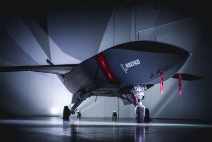 Loyal Wingman – Boeing's largest investment in an unmanned aircraft outside of the United States