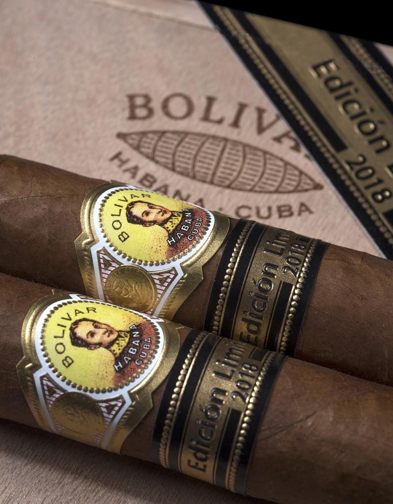 Bolivar Soberano Edition Limitada 2018