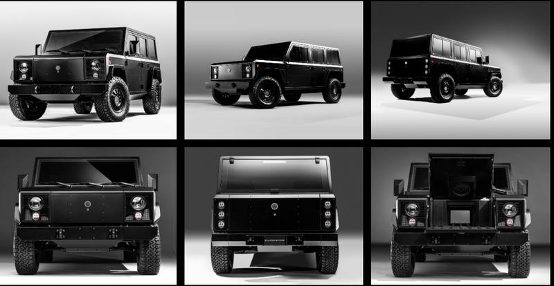 Bollinger Motors Bollinger B1 -