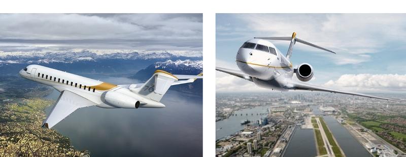 Bombardier Global 7000 aircraft-
