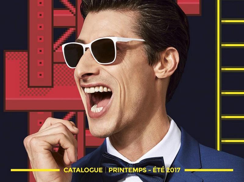 Bon Marche luxury department store - Catalogue