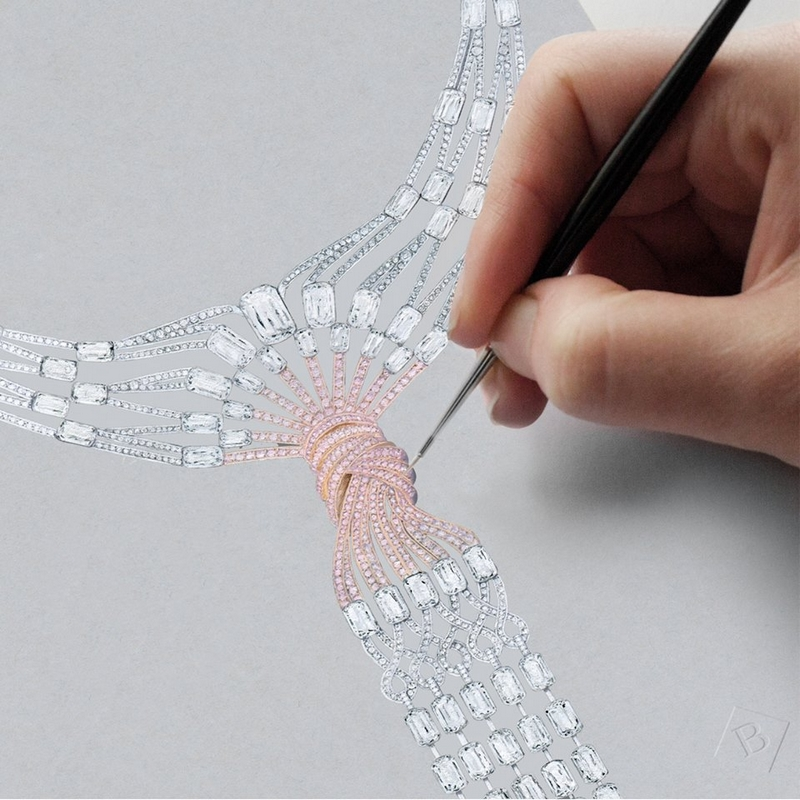 Boodles 220 anniversary necklace