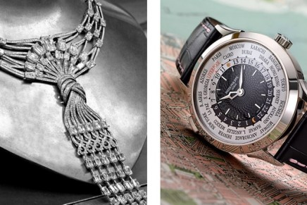 Boodles celebrates 220th Anniversary with Patek Philippe World Time and the most exciting pieces of jewellery