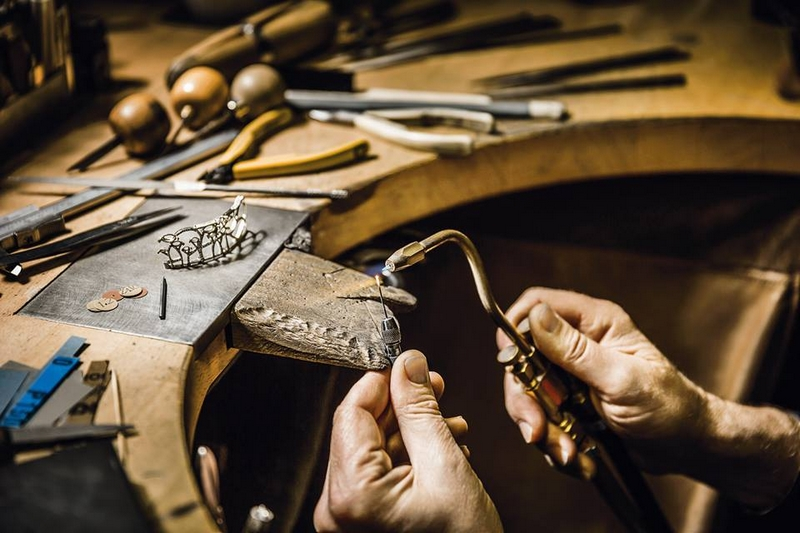Boodles The Poetry Of Landscape craftsmen