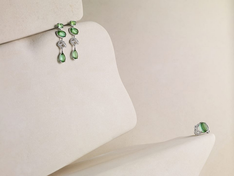 Boodles Woodland' pieces