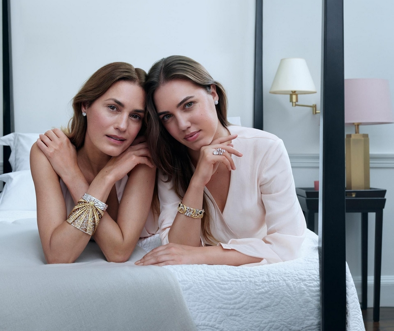 BoodlesWonderland 2019 - Yasmin and Amber Le Bon, Boodles Wonderland collection